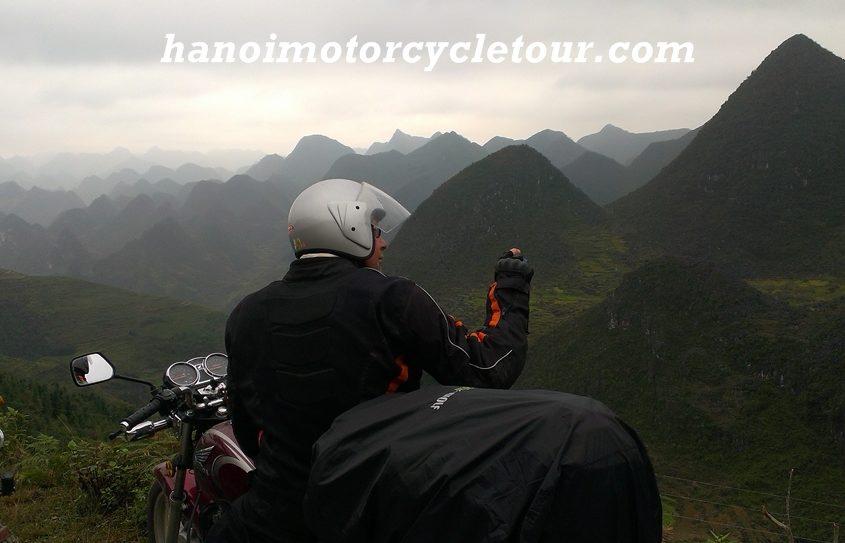 Ha Giang motoribke
