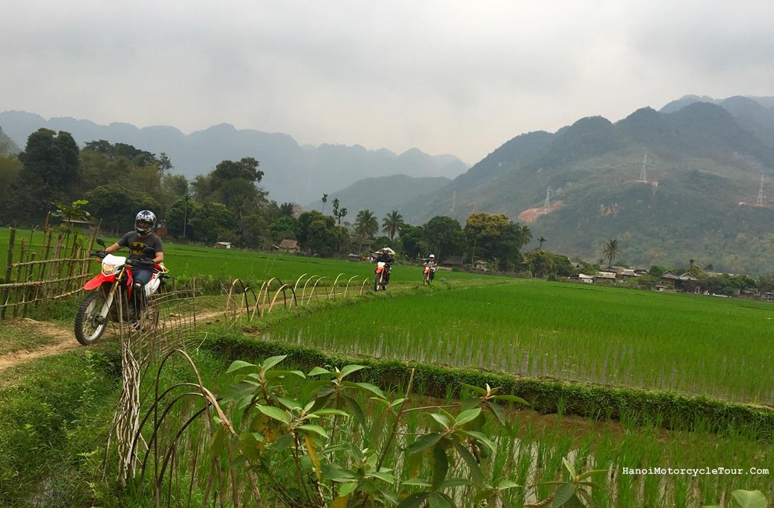 Northwest Vietnam Motorbike Tours
