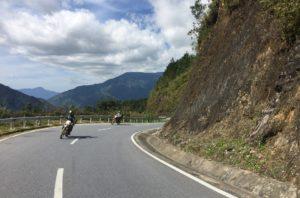 motorbike Sapa