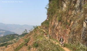 Single Track - Northeast Vietnam