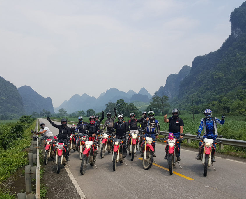 Motorcycle-Ho-Chi-Minh-Trail