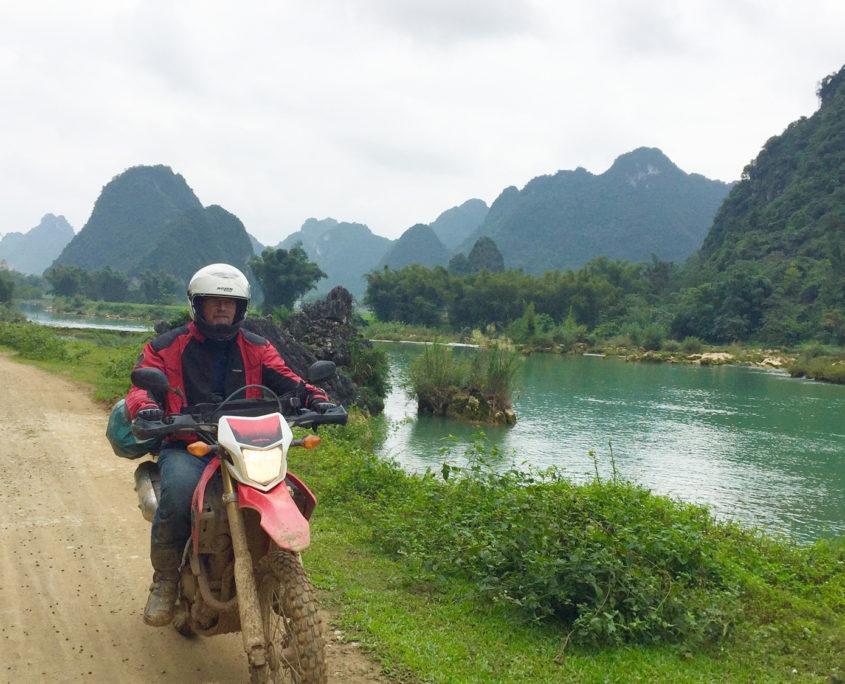 Motorcycle-Northe-Vietnam
